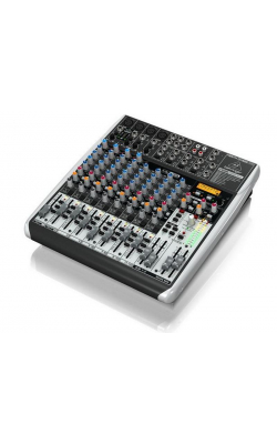 QX1622USB - Premium 16-Input 2/2-Bus Mixer with XENYX Mic Prea