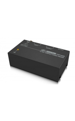 PP400 - Ultra-Compact Phono Preamp - Conve
