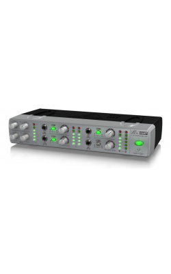 AMP800 - Ultra-Compact 4-Channel Stereo Headphone Amplifier