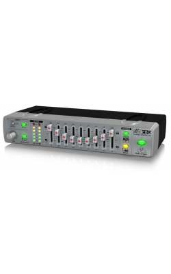 FBQ800 - Ultra-Compact 9-Band Graphic Equalizer with FBQ _