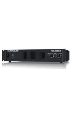 EP2000 - Professional 2,000-Watt Stereo Power Amplifier wit