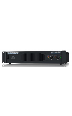 EP4000 - Professional 4,000-Watt Stereo Power Amplifier wit