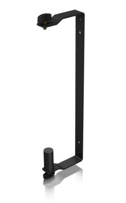 WB212 - Black Wall Mount Bracket for EUROLIVE B212 Series