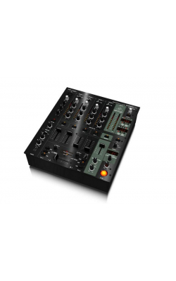 "DJX900USB - Professional 5-Channel DJ Mixer with infinium ""Con"