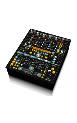 DDM4000 - Ultimate 5-Channel Digital DJ Mixer with Sampler,