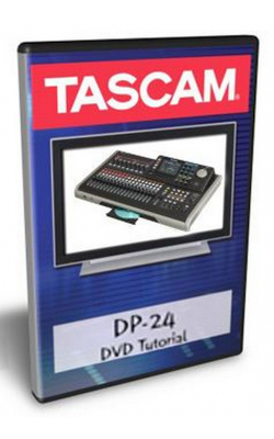 DP-24DVD - TASCAM DP-24DVD