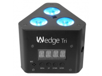 WEDGETRI - DMX-controllable LED wash light
