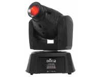INTIMSPOT100IRC - Lightweight; remote controllable LED moving head