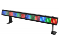 COLORSTRIPMINIFX - Compact; linear wash light built-in laser effects