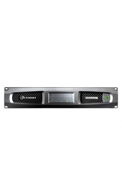 DCI8X300N - DCi Series Eight-channel, 300W @ 4 Power Amplifier w BLU link