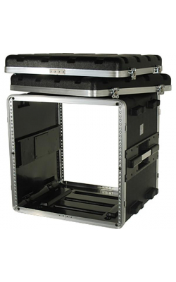 ABS-R1016 - ABS Series 10-Space Amp Rack