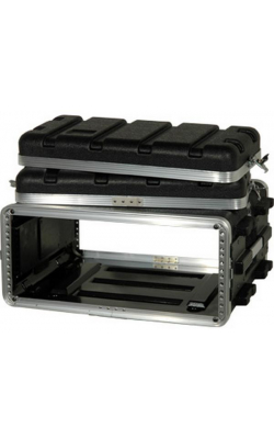 ABS-R0416 - ABS Series 4-Space Amp Rack