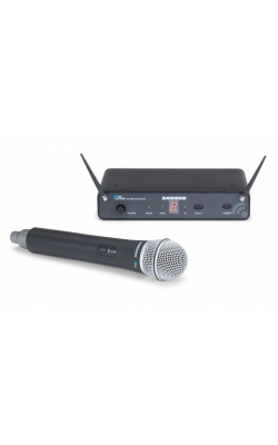 SWC88HCL6-D - Concert 88 Wireless (D Band) Handheld System with