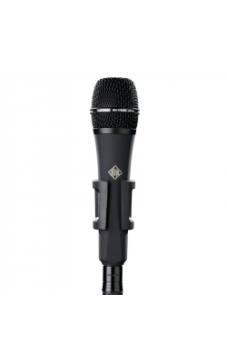 M80 BLACK - Dynamic Series Cardioid Handheld Mic (Black)