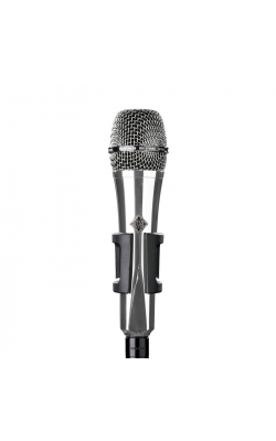 M80 CHROME - Dynamic Series Cardioid Handheld Mic (Chrome)