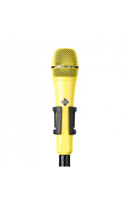 M80 YELLOW - Dynamic Series Cardioid Handheld Mic (Yellow)