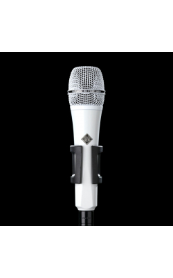 M80 WHITE - Dynamic Series Cardioid Handheld Mic (White)
