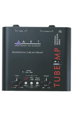 TUBE MP - Professional External Tube Mic Preamp