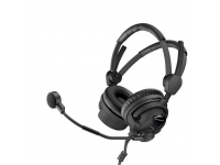 HMD 26-II-600 S-X3K1 - Professional, single-sided boomset, 600 ohm, with