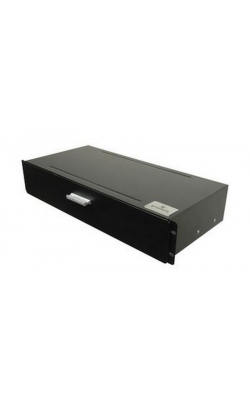 75-110 - Compact Rack Drawer for Wireless Racks