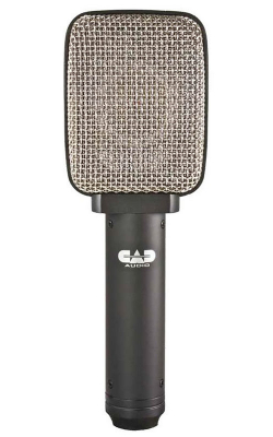 D82 - CADLive Series Moving Ribbon Figure-of-Eight Microphone
