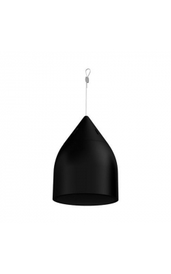 DP8-B - 8in PENDANT Loudspkr sys BLACK