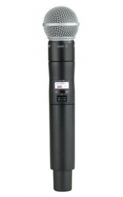 ULXD2/SM58=H50 - Handheld Wireless Microphone Transmitter