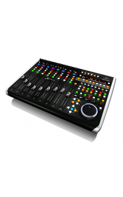 XTOUCH - Universal Control Surface with 9 Touch-Sensitive M