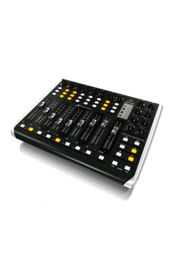 XTOUCHCOMPACT - Universal USB/MIDI Controller with 9 Touch-Sensiti