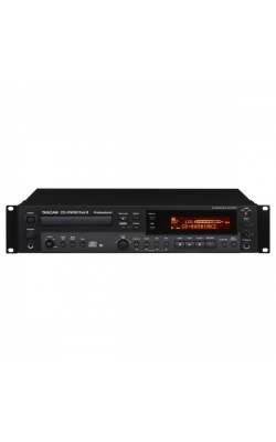 CD-RW901MKII - Professional CD Recorder/Player with Proprietary TEAC Tray-Loading Transport