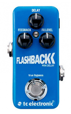 FLASHBACK MINI DELAY - TC ELEC Flashback Mini Delay
