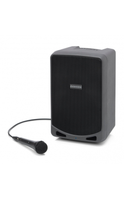"XP106 - Portable PA - 6"" 100 watts with Bluetooth, Wi"