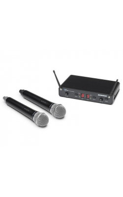 SWC288HQ6-H - Concert 288 Dual Channel Wireless (H Band) Handhel