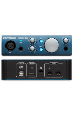 AUDIOBOX IONE - PRESONUS AudioBox iOne