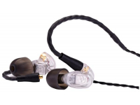 UM PRO10 - CLEAR - UM Series Single Driver Earphones (Clear)