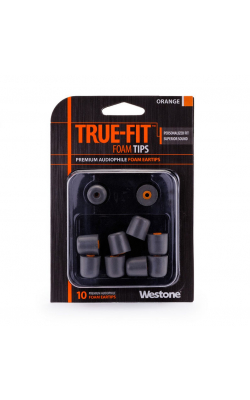 TRUE-FIT FOAM BULK-R - WESTONE TRUE-FIT Foam BULK-Red