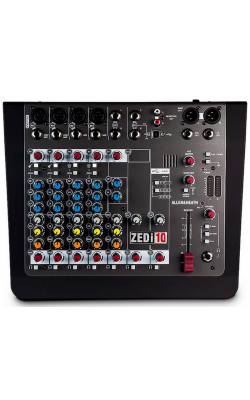 AH-ZEDI10 - Hybrid Compact Mixer / 4x4 USB Interface