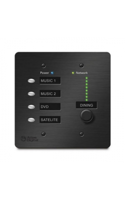 BBWP-S4K1B - BlueBridge® DSP Controller with 4 Action Buttons