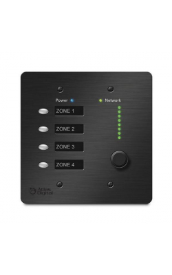 BBWP-K4B - BlueBridge® DSP Controller with 4-Button Controll
