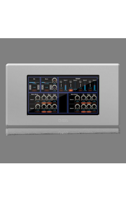 "BBWP-TOUCH7W - BlueBridge® 7"" Touch Panel Wall Controller (White"