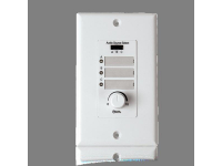 WPD-MIX42RT - Wall Plate Input Select Switch, Volume Control 10k