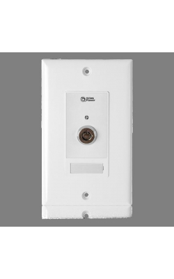 WPD-KSWM - Wall Plate Key Switch, Momentary Contact Closure