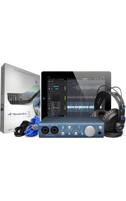 AUDIOBOX ITWO STUDIO - PRESONUS AudioBox iTwo Studio