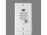 WPD-RISRL - Wall Plate Input Select Switch with Volume Control