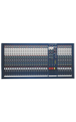LX7II 32CH 32+4/4/3 - LX7ii Series 32-Channel Console