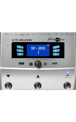PLAY ELECTRIC - TC HELICON Play Electric