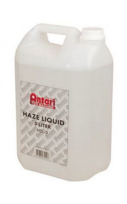 HZL-5 - Oil Based Hazer Liquid (5 liter)