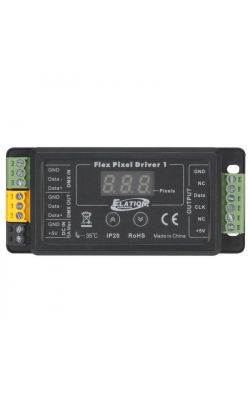 FLEX PIXEL DRIVER1 - Pixel Driver for up to 144 Pixels/2 Tapes