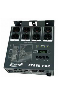 CYBER PACK - DMX DIMMER PACK
