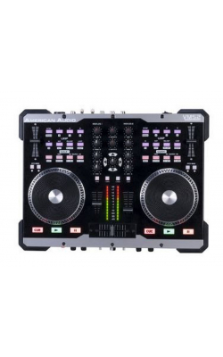 VMS2 - All-in-one Midi Controller w/Virtual DJ LE
